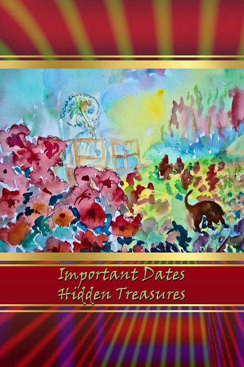 Important Dates - Hidden Treasures