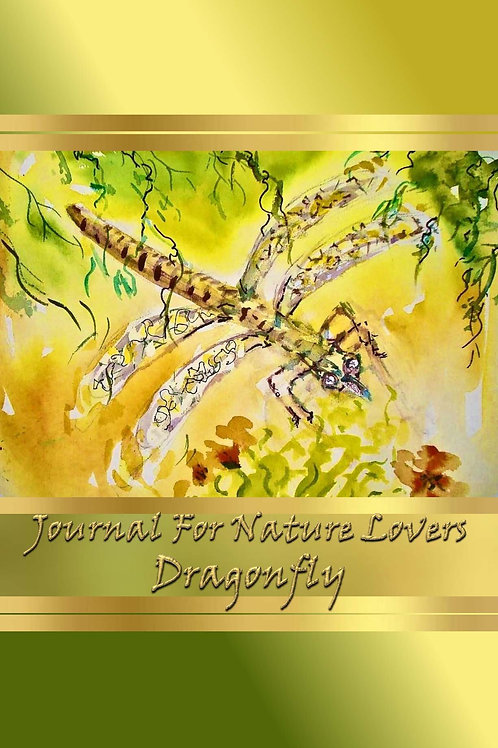 Journal For Nature Lovers - Dragonfly