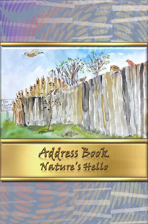 Address Book - Nature's Hello