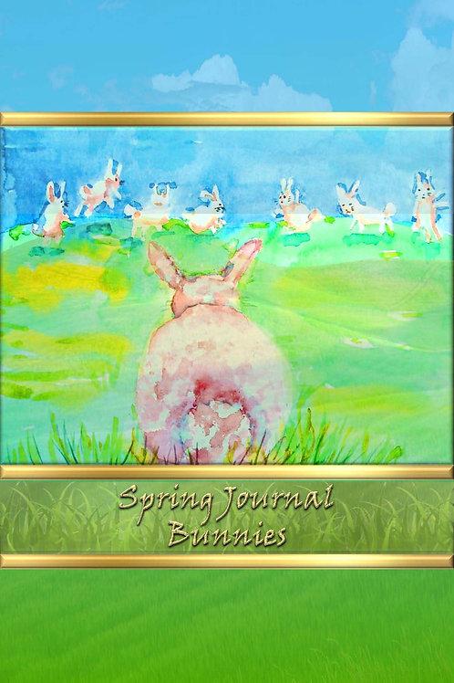 Spring Journal – Bunnies