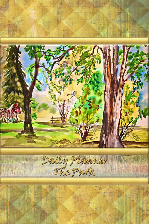 Daily Planner -The Park
