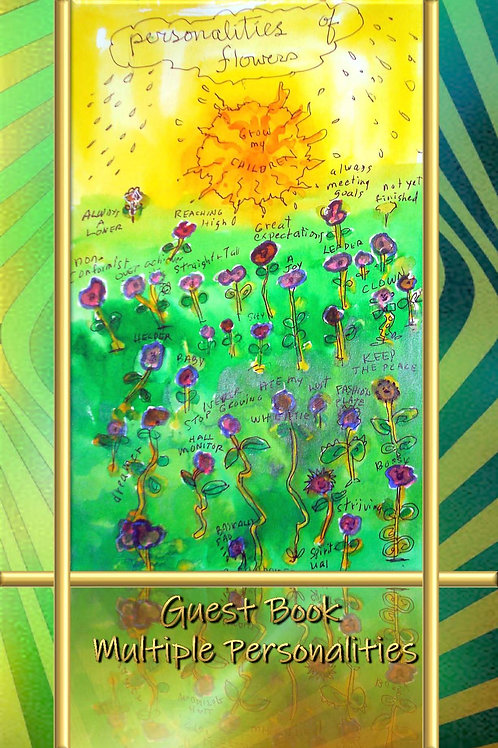 Guest Book - Multiple Personalities