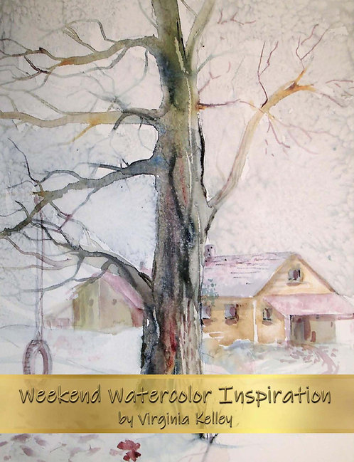 Weekend Watercolor Inspiration eBook