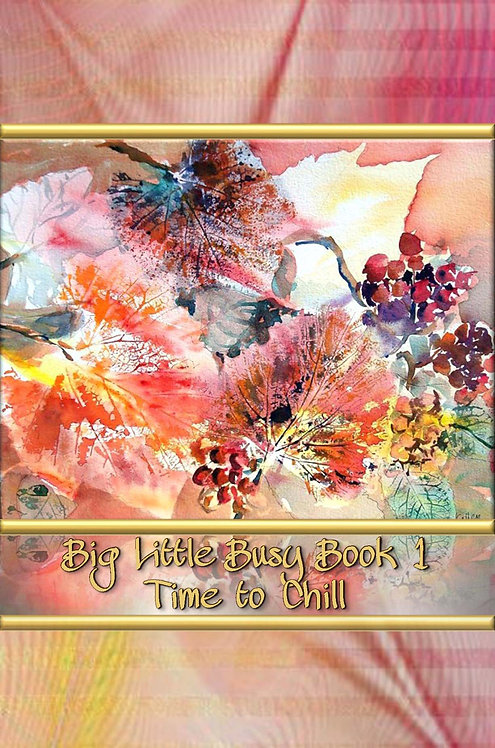 Big Little Busy Book 1 - Time to Chill