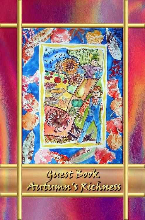 Guest Book - Autumn's Richness