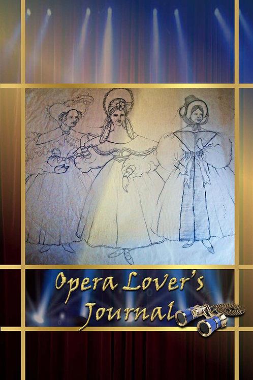 Opera Lover's Journal