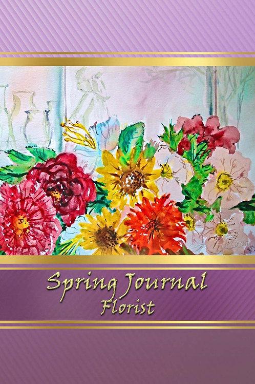 Spring Journal – Florist