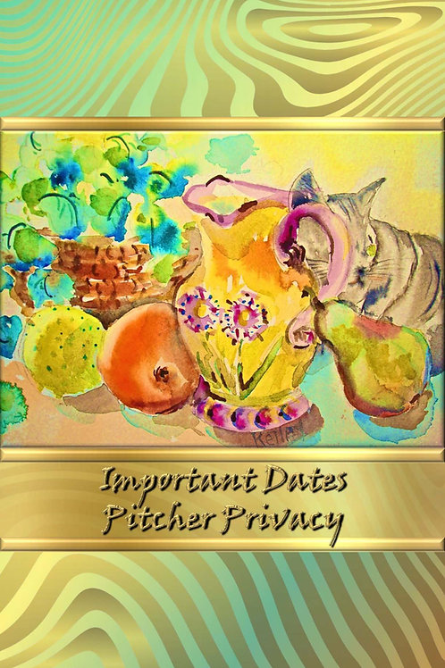 Important Dates - Pitcher Privacy