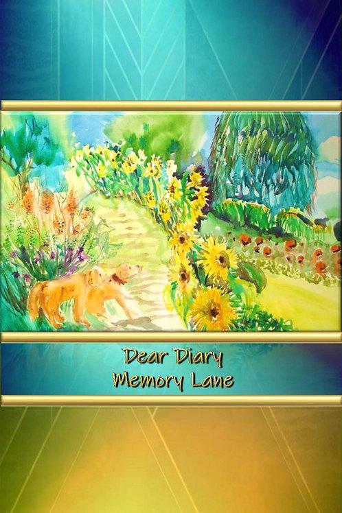 Dear Diary - Memory Lane