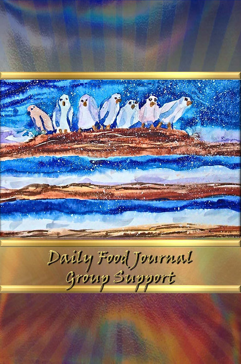 Daily Food Journal - Group Support