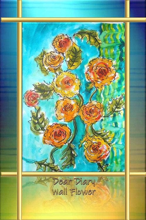 Dear Diary - Wall Flower