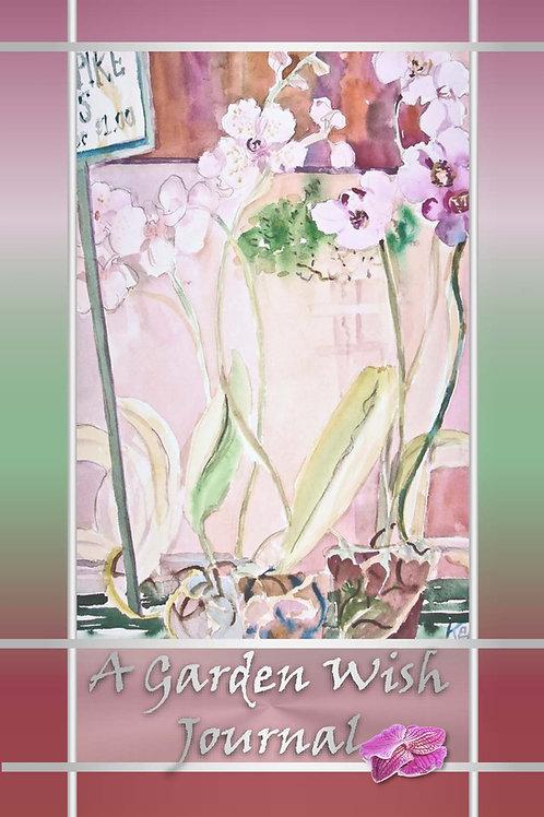 A Garden Wish Journal