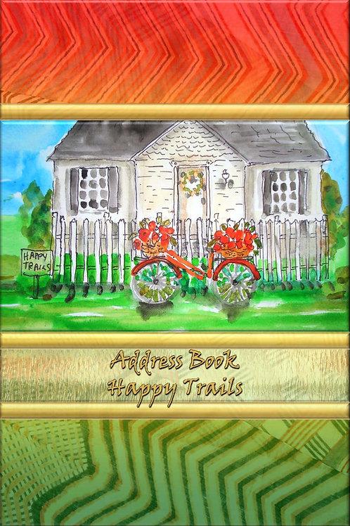 Address Book - Happy Trails