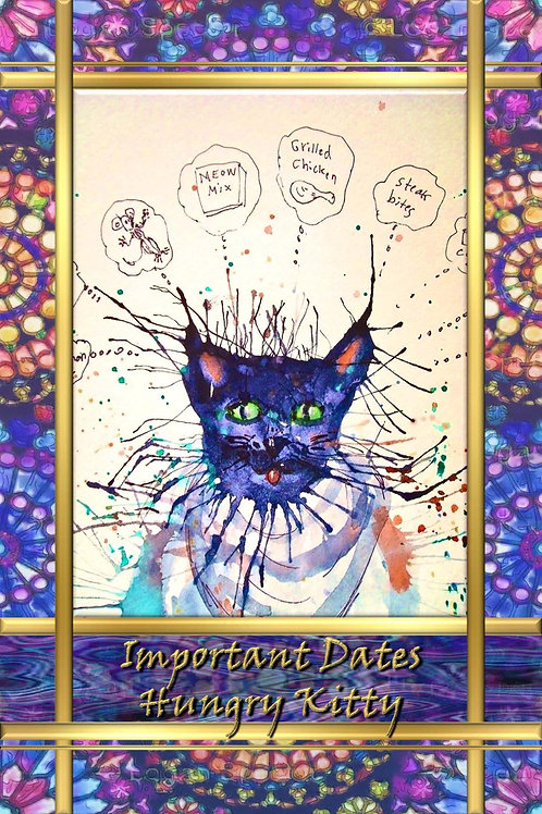 Important Dates - Hungry Kitty