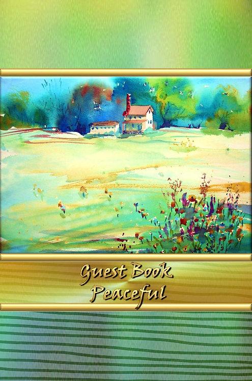 Guest Book - Peaceful