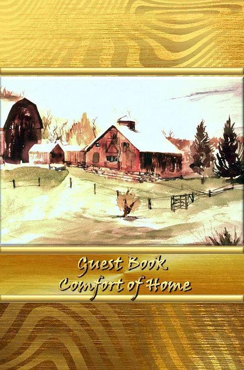 Guest Book - Comfort of Home