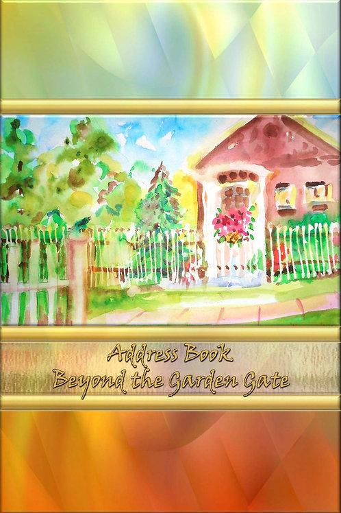 Address Book - Beyond the Garden Gate