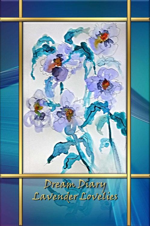 Dream Diary - Lavender Lovelies