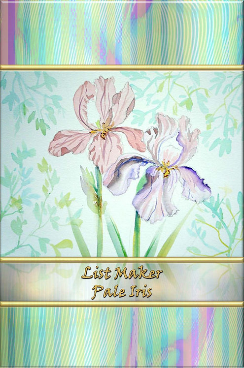 List Maker - Pale Iris