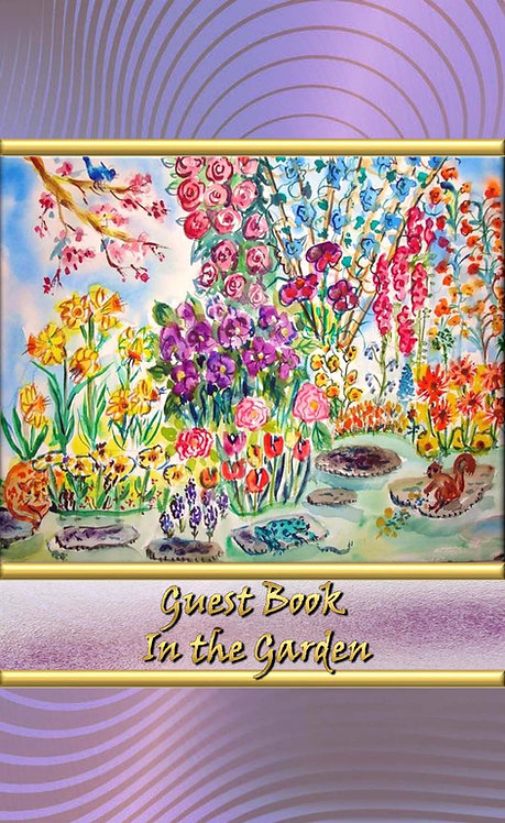 Guest Book - In the Garden