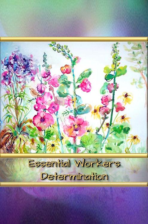 Essential Workers - Determination