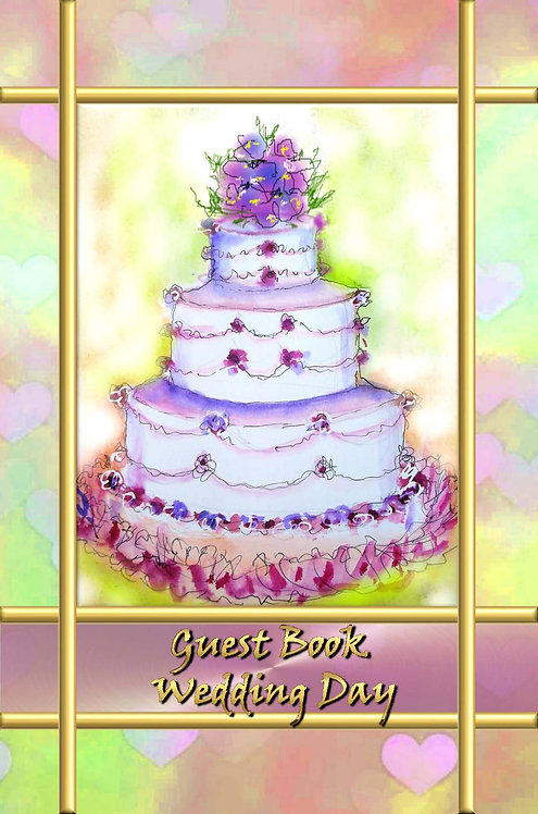 Guest Book - Wedding Day