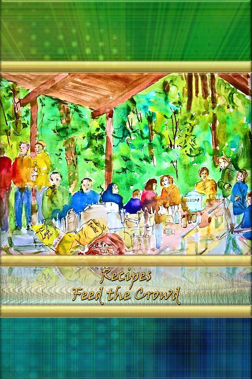 Recipes - Feed the Crowd
