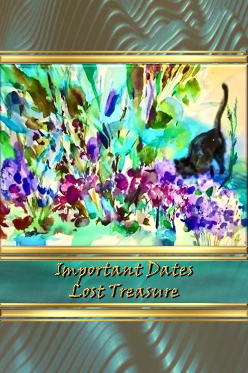 Important Dates - Lost Treasure