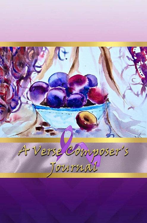 A Verse Composer's Journal