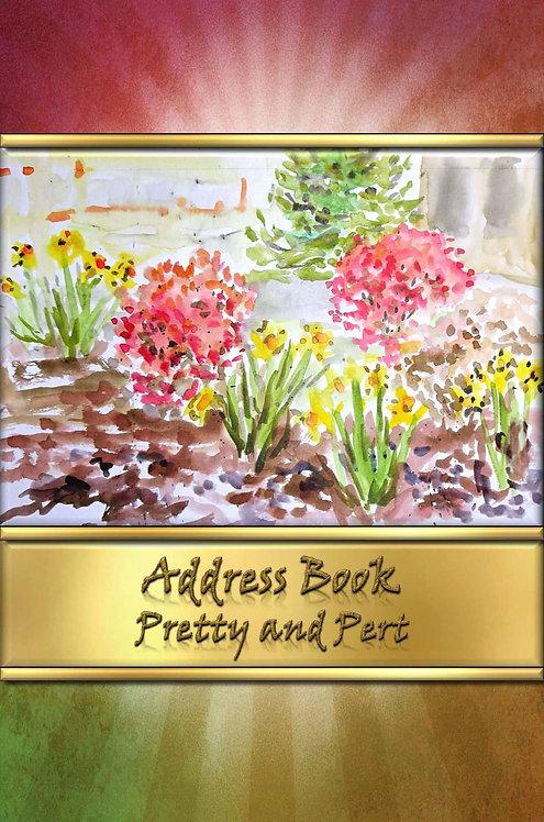 Address Book - Pretty and Pert