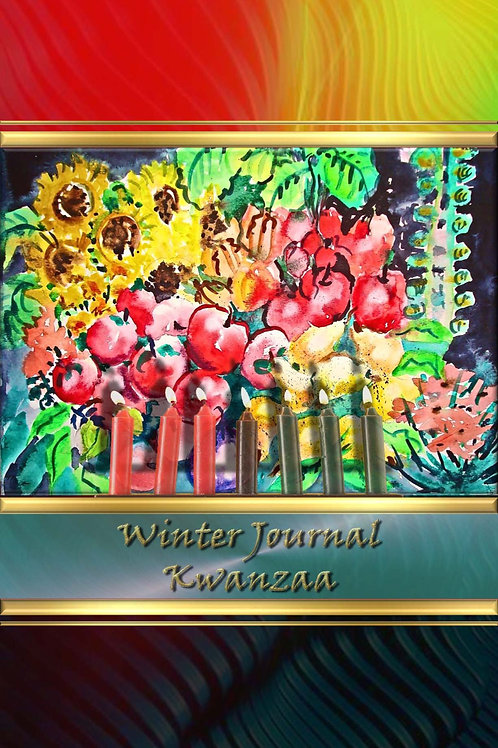 Winter Journal - Kwanzaa
