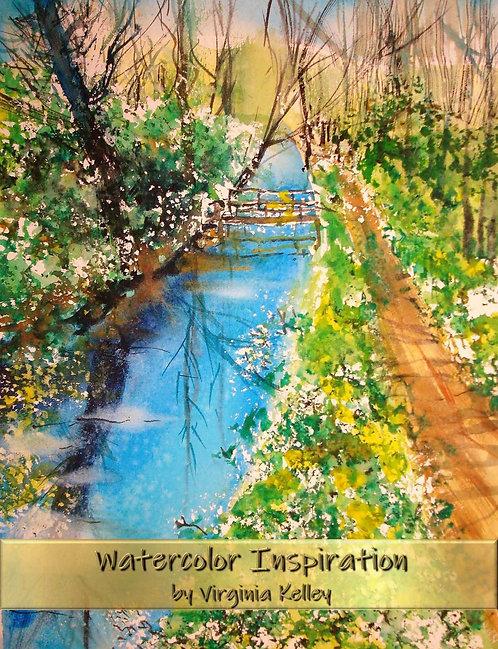 Watercolor Inspiration eBook