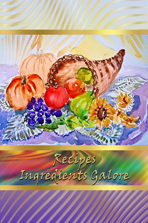 Recipes - Ingredients Galore