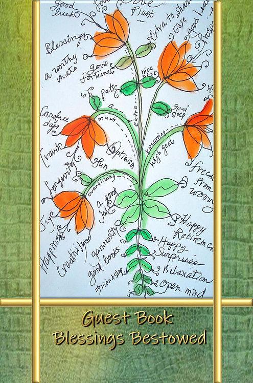Guest Book - Blessings Bestowed