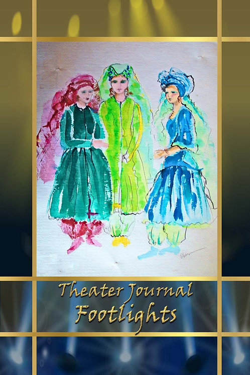 Theater Journal - Footlights
