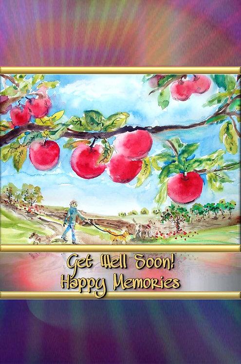 Get Well Soon! - Happy Memories