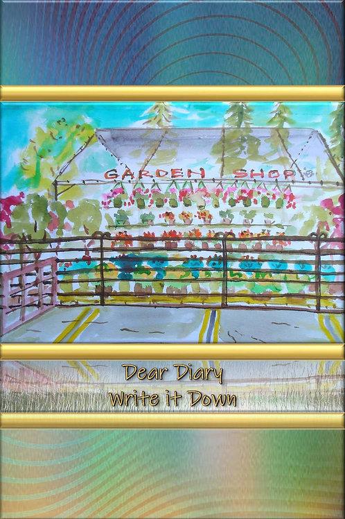 Dear Diary - Write it Down