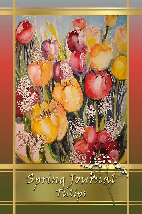 Spring Journal - Tulips