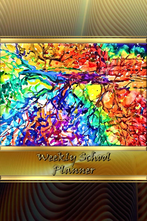 Weekly School Planner