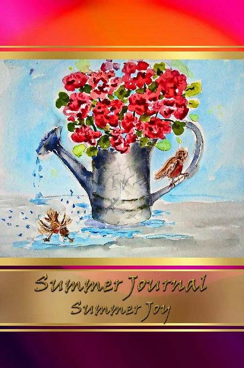 Summer Journal - Summer Joy
