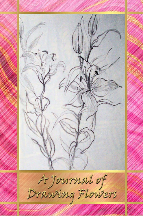 Journal of Drawing - Flowers