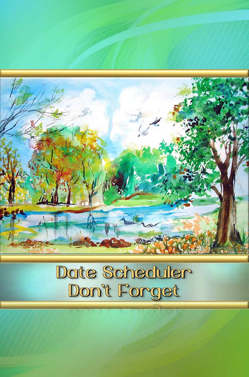Date Scheduler - Don't Forget