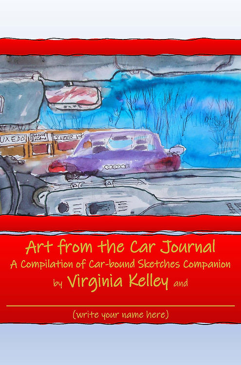 Art from the Car Journal