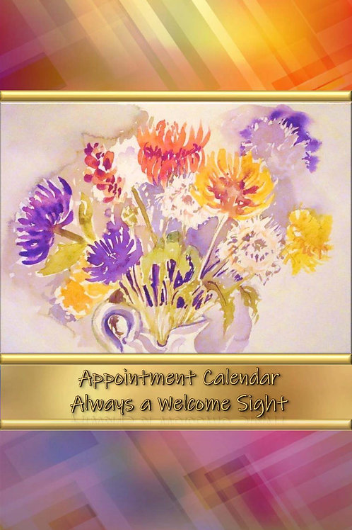 Appointment Calendar - Always a Welcome Sight