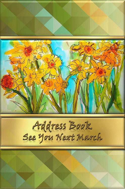 Address Book - See You Next March