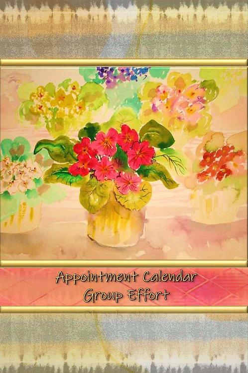 Appointment Calendar - Group Effort