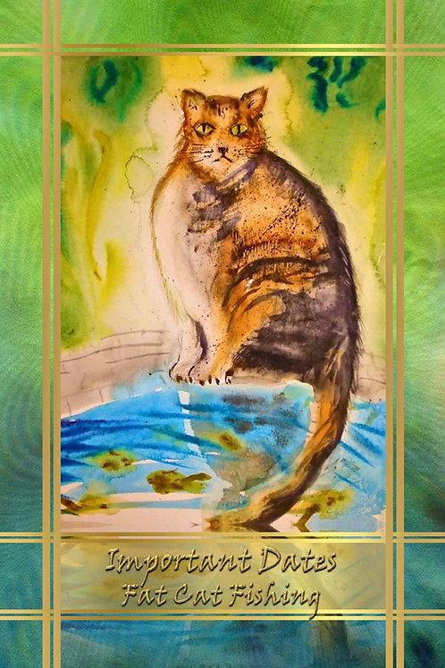 Important Dates - Fat Cat Fishing