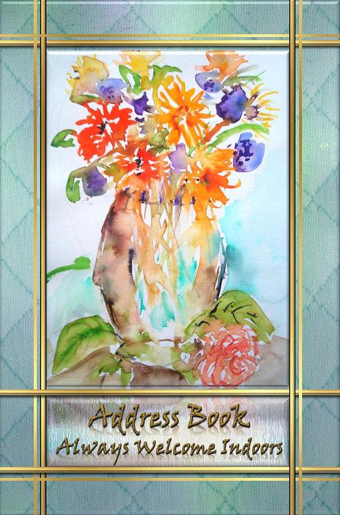 Address Book - Always Welcome Indoors