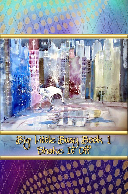 Big Little Busy Book 1 - Shake It Off