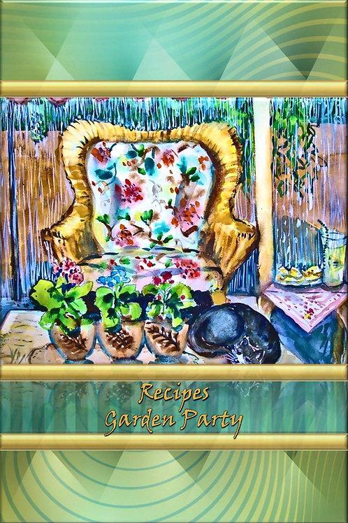 Recipes - Garden Party